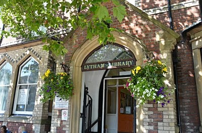 Libraries in the Lytham Area