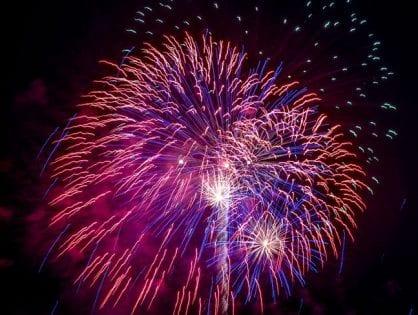 Kirkham & Wesham Cricket Club Bonfire & Fireworks