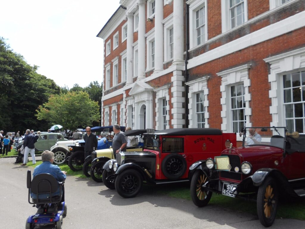 What's on at Lytham Hall - Classic Car Show
