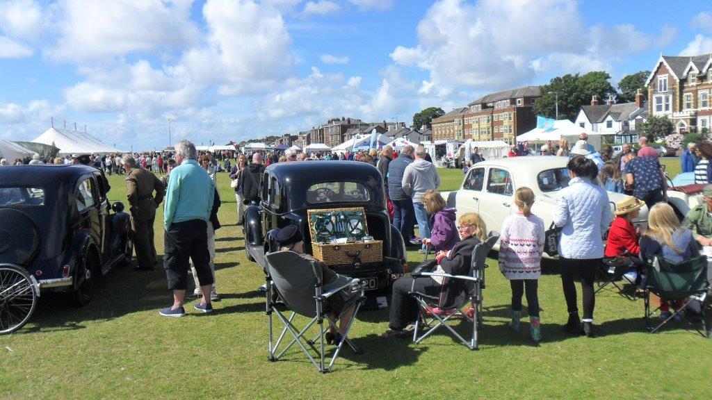 Lytham 1940s Festival - War time weekend