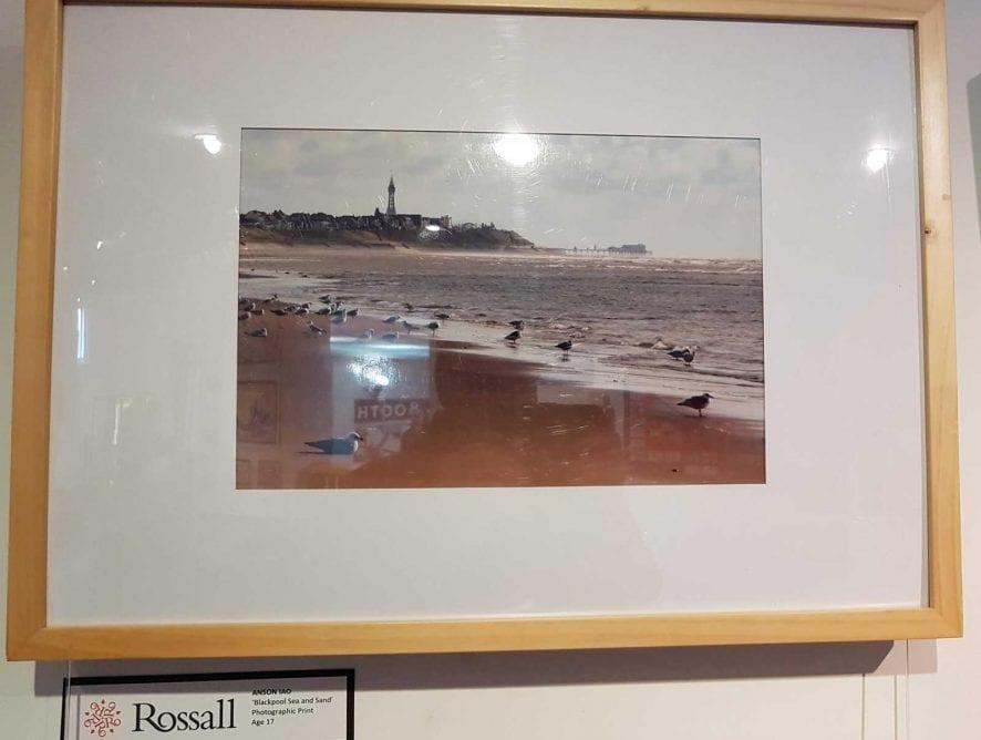 Artwork on display at Fylde Gallery