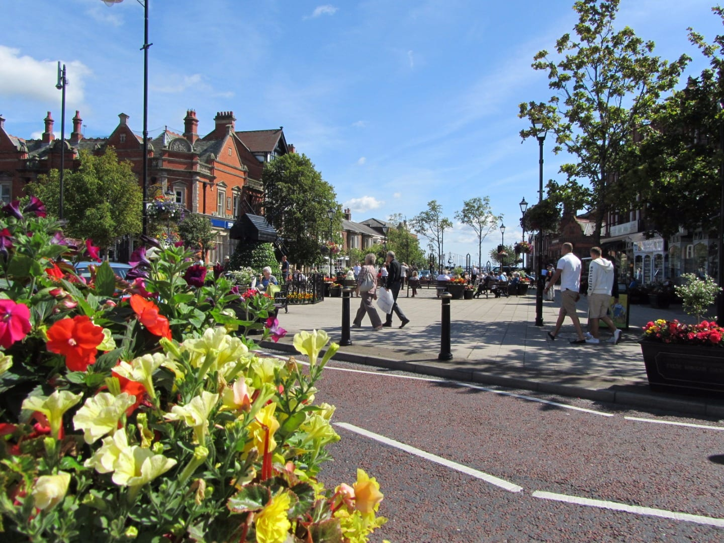 Clifton Square, Lytham Town Centre