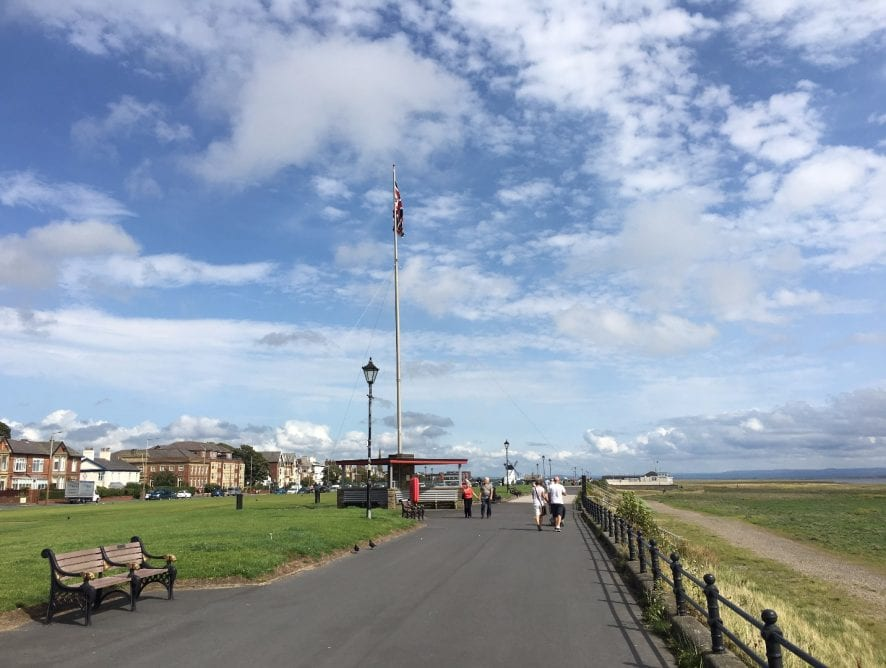 Weather and Tides at Lytham