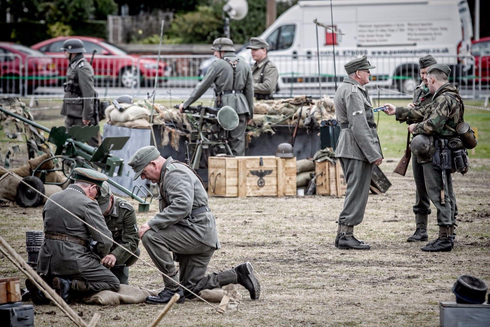 Lytham1940's Festival - Wartime Weekend