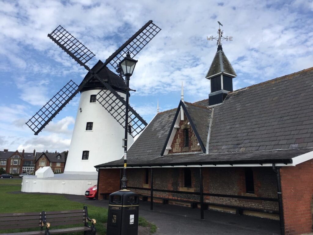 Lytham Windmill and Lifeboat Museum