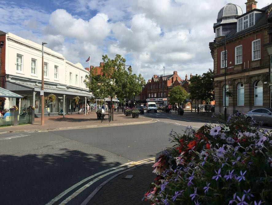 Clifton Square. Lytham Photo Gallery