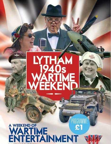 Lytham1940's Festival Wartime Weekend